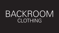 Backroom Clothing
